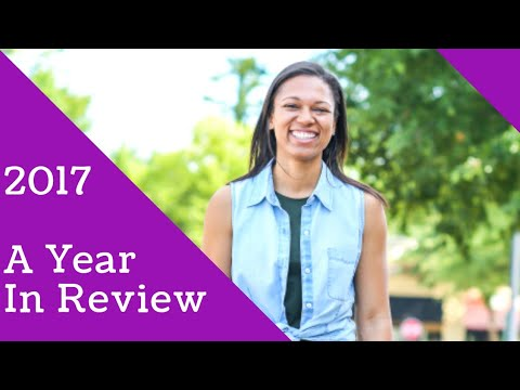 A Year In Review | 2017