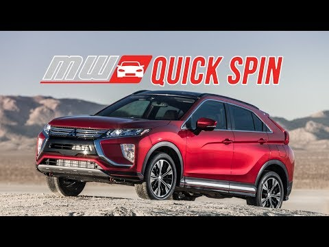 2018 Mitsubishi Eclipse Cross | Quick Spin