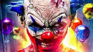 CLOWNTERGEIST Trailer (2017) Horror Movie HD