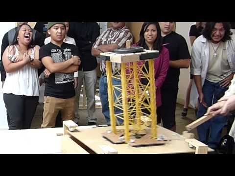 ImPastable Tower Tests 2014