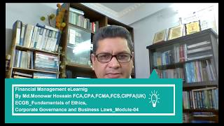 Business Eithcs, Corporate Governance and Business Law_Module-04