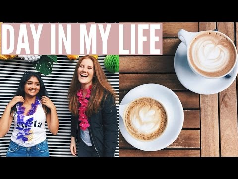A Day In My Life Vlog: Law School/College Edition