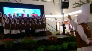 Sk RPR Jalan Astana 2015 Choral Speaking at DBKU City Library Choral Speaking  2015 Competition