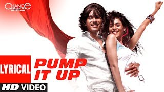 Lyrical : Pump It Up  | Chance Pe Dance | Shahid Kapoor, Genelia D'Souza |  Vishal Dadlani