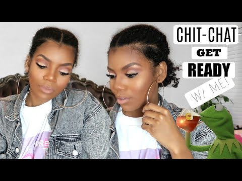 Chit Chat Get Ready With Me | I Cant Keep Friends !