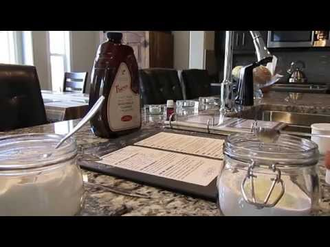 DIY Make your own Chemical Free Cleaners Paste (similar to VIM)