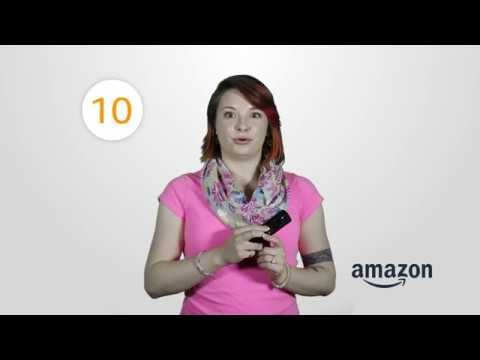 Amazon Tips and Tricks: Pairing Your Fire TV Remote