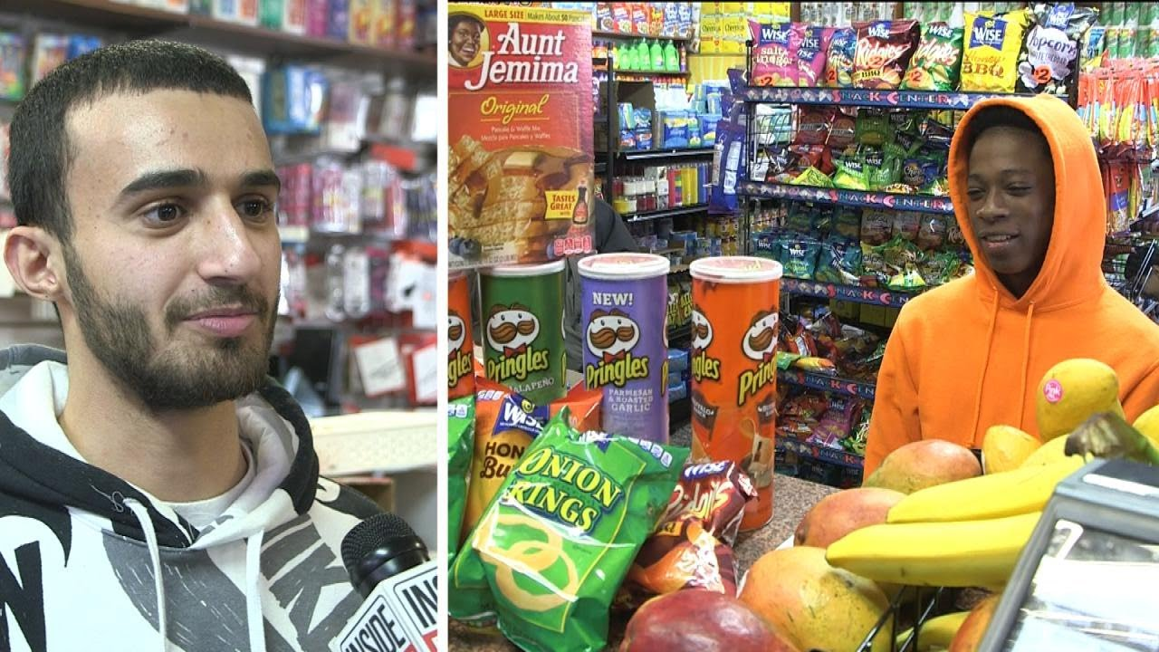 The #BodegaChallenge Brings Smiles to a Community in Need