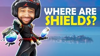 WHERE ARE THE SHIELDS? | HIGH KILL FUNNY GAME