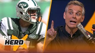 Colin Cowherd on Jets