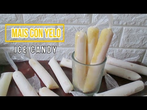 Mais Con Yelo Ice Candy | Sweet Corn Ice Candy | Mais Ice Candy Recipe