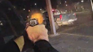 Bodycam Footage Captures Police Shootout in Flagstaff, Arizona