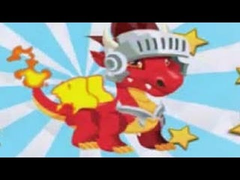 MEDIEVAL DRAGON How to Breed it in Dragon City Level Up Fast Attacks