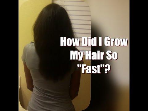 How Did I Grow My Hair So