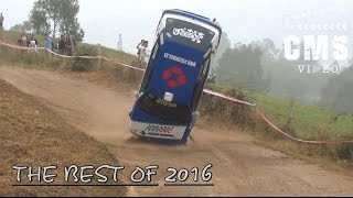 The Best of Rally 2016 | Crash & Show | Promo DVD