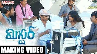 Mister Movie Making || Mister Movie || Varun Tej, Lavanya Tripathi, Hebah patel || Srinu Vaitla