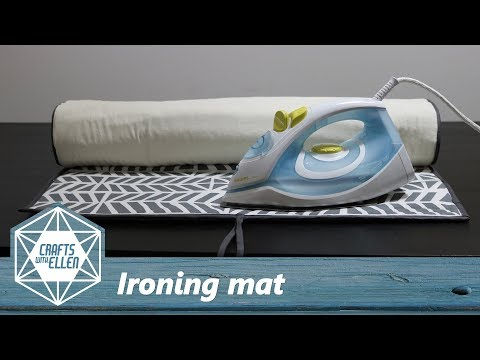 How To Make An Ironing Mat | Sewing Tutorial