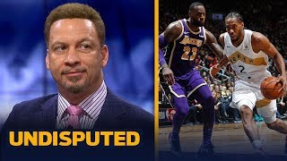 Kawhi is the only superstar the Lakers should go after in Free Agency — Broussard | NBA | UNDISPUTED