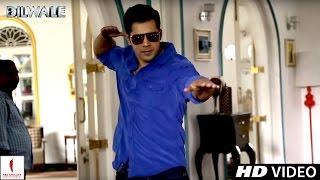 Dilwale   Why Walk When There Is iO Hawk  Shah Rukh Khan, Kriti Sanon, Varun Dhawan