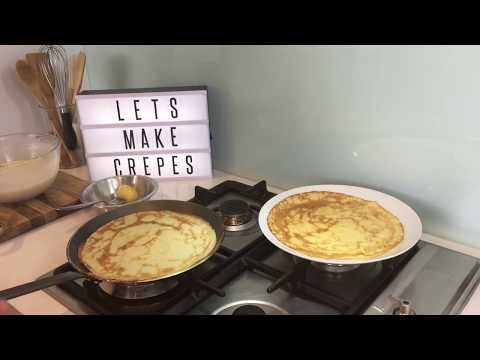 Crepes How To Make & Eat Them Like The French