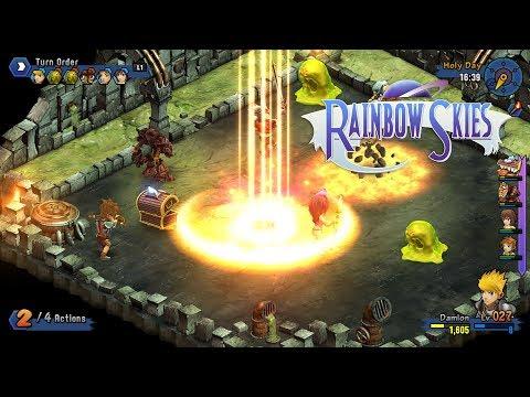 Rainbow Skies Trailer (PS4 / PS3 / PS Vita)