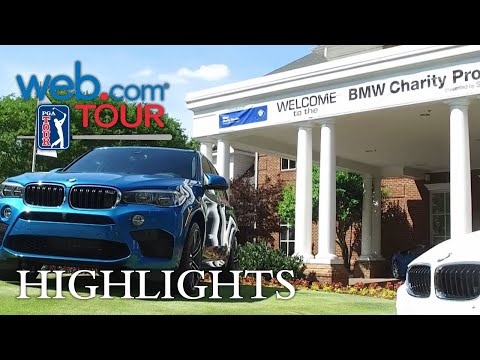 Highlights | Round 1 | BMW Charity Pro-Am