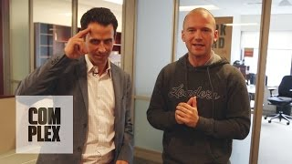 Download Part 2: Mentalist Oz Pearlman Freaks Employees Out at Complex Media HQ Video
