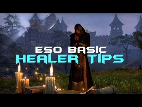 Elder Scrolls Online: Basic Healing Guide ESO