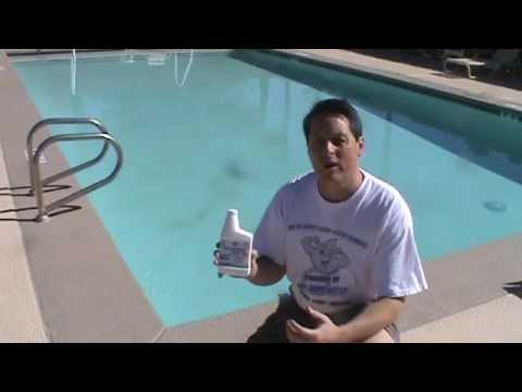 Mr. Hard Water - Pool Tile Sealer