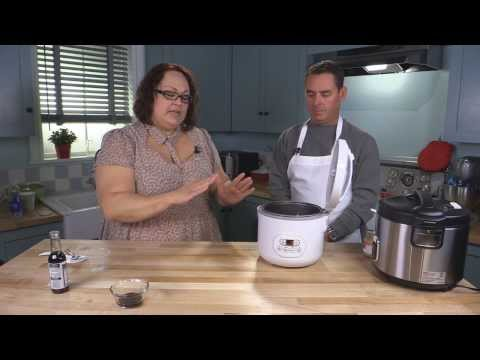 Rice Cooker Fried Rice with Chef Jason Hill of ChefTips -  An Awesome Collaboration