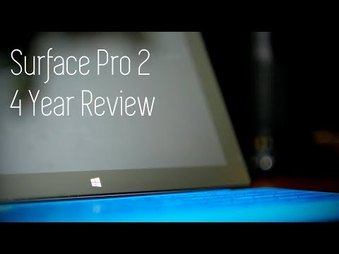 Surface Pro 2 in 2017 - How's it doing?