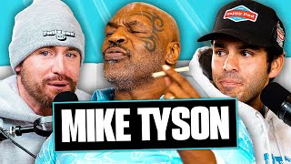 Mike Tyson Smokes DMT and Talks About Life | FULL SEND PODCAST