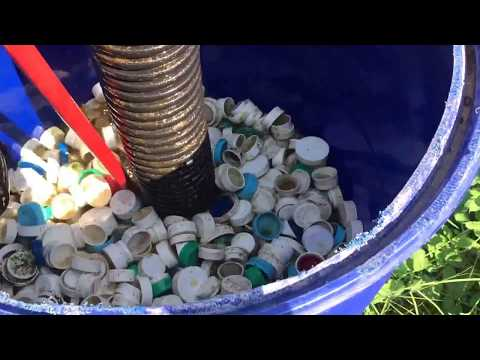 Koi Pond Filter Super Easy Clean Out