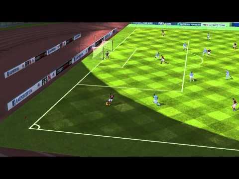 FIFA 14 Android - Roma VS Lazio