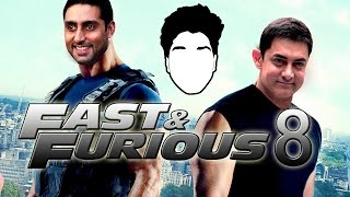 MASHUP   Fast & Furious 8 ft. Dhoom 3 TRAILER