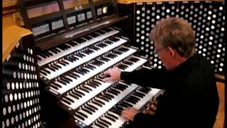 Theatre Organ Console, Stops and Ranks - PakVim net HD