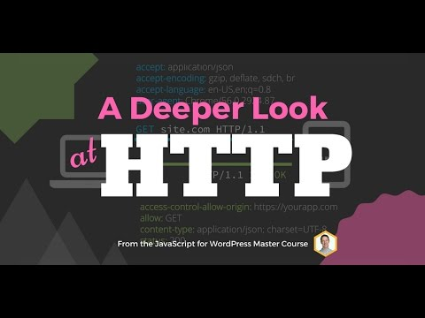 A Deeper Look at HTTP (for WordPress REST API Users)