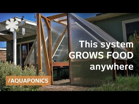 Garage-hacked biosphere? A sensor-driven aquaponics farm kit