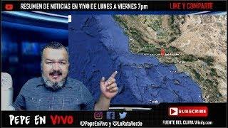 FUERTE INCENDIO EN CALIFORNIA EVACUAN A MILES   Pepe En Vivo
