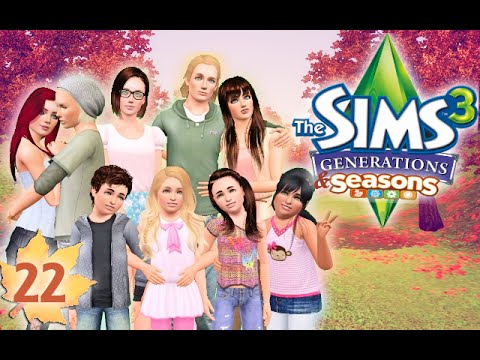 Let's Play The Sims 3: Generations & Seasons (Part 22) - Prom Night!