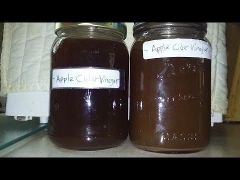episode43 making apple cider vinegar from peels