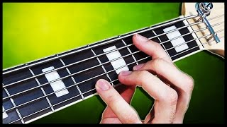 5 STRINGS BASS SOLO