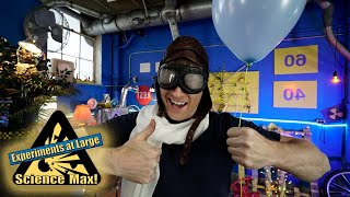 Science Max|FULL EPISODE|NUCLEATION Fountain| SCIENCE PROJECT