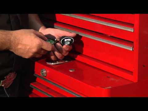How to replace a Harley-Davidson Key FOB battery