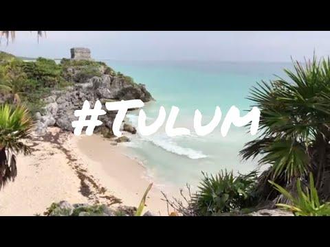 TULUM! TOUR of MAYAN RUINS and BEACH! 🇲🇽 Vlog