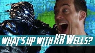 The Shady Evidence Against HR Wells  - The Flash Savitar
