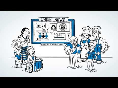 How our union works!