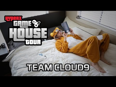 Cloud9 LoL HyperX Gaming House Tour