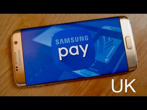 Samsung Pay Set Up - UK