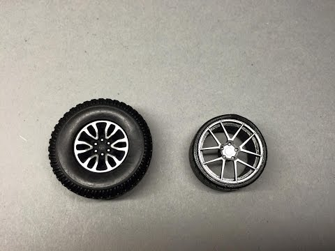 How To: Diamond Cut Wheels